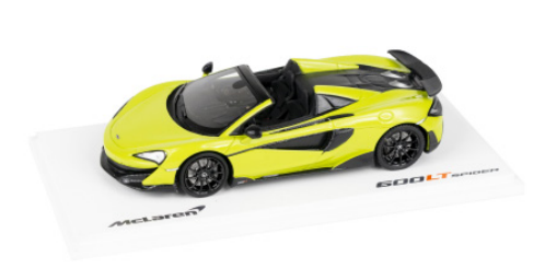 1:43 McLaren 600LT Spider Lime Green