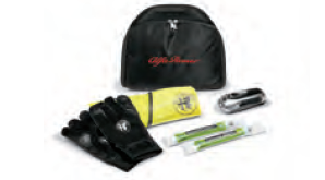 Alfa Romeo Road Side Safety Kit