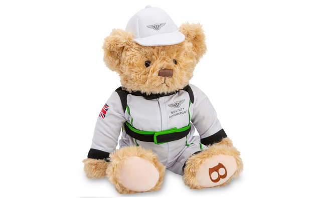 Motorsport Bentley Bear
