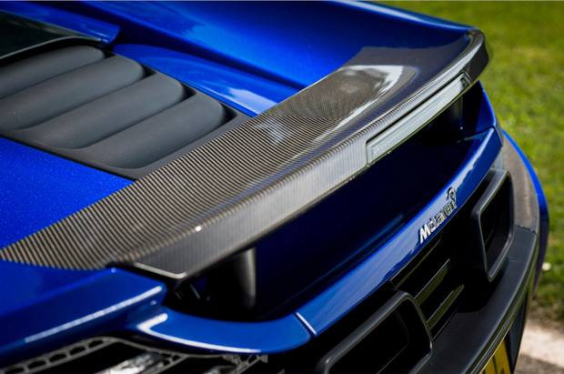 Mclaren 12C/650S Glass Carbon Airbrake