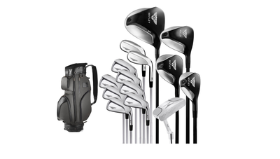 Bentley Men's Golf Set, Classic Steel