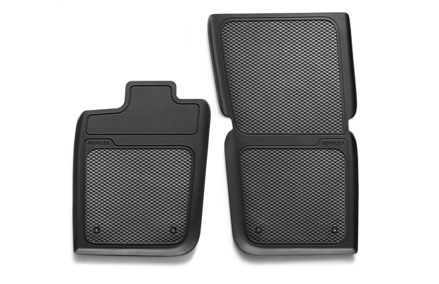 Bentley New Continental Heavy Duty Floor Mats