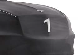 Bentley Continental GT No. 9 & No. 1 Indoor Cover