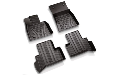 Stelvio All Weather Floor Mats