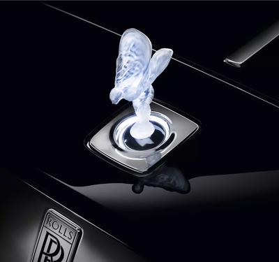 Cullinan Retrofit Illuminated Spirit of Ecstasy