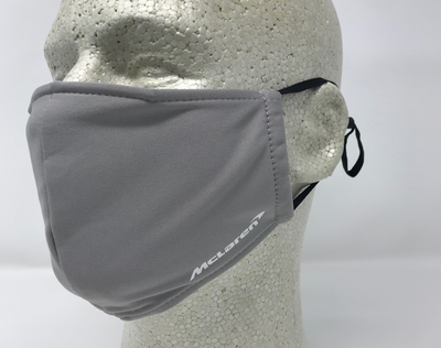 McLaren Face Cover Mask