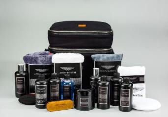 Aston Martin Clean & Care Kit
