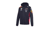 Aston Martin Men Hooded Sweat Jacket