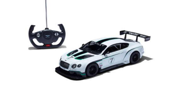 Bentley 1:14 GT3 Radio Control Car