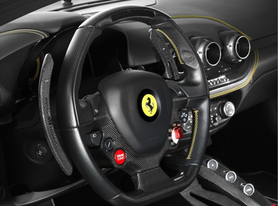 Ferrari Carbon Fiber Paddle Shifter for 458 7 F12