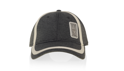Maserati Cotton Charcoal Cap