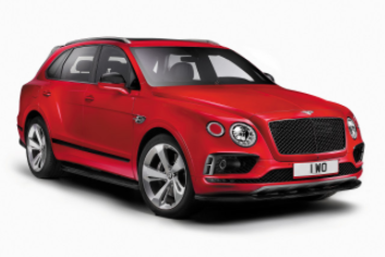 Bentley Bentayga Blackline Kit Specification