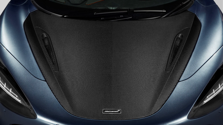 MSO Defined Carbon Fiber Bonnet