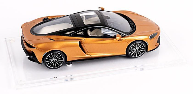 McLaren GT 1:18 Scale Model, Burnished Copper