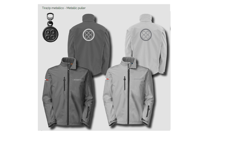 Pagani Collection Men Softshell Jacket