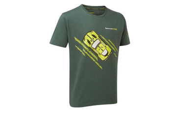 Aston Martin Racing Car Men's T-Shirt