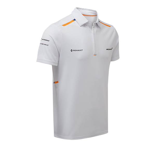 McLaren Official 2019 Team Polo Shirt