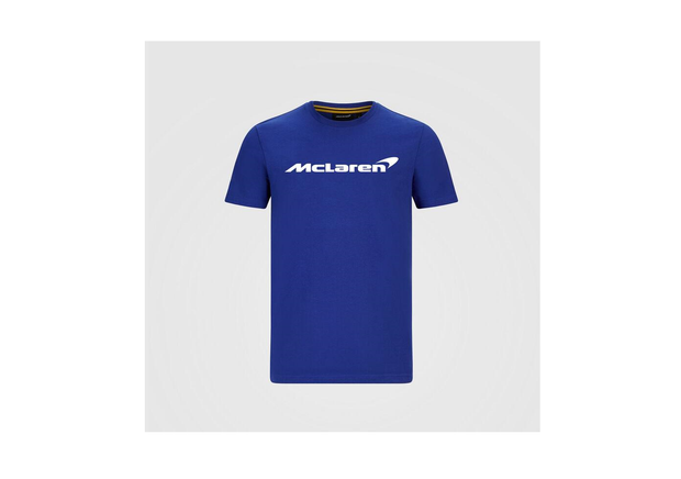 McLaren Essentials T-Shirt (Blue)