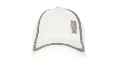 Maserati Cotton White Cap
