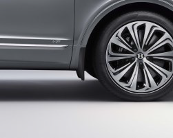 Bentley New Bentayga Mudflaps