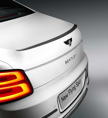 Bentley New Flying Spur Styling Specification
