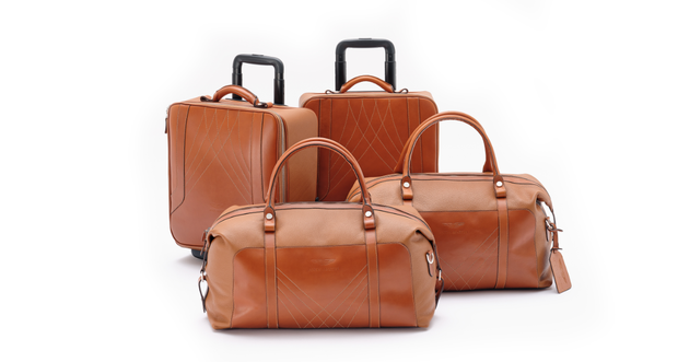 DBX 4-Piece Luggage Set