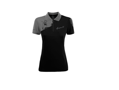 Pagani BC Collection Polo Women (Black)
