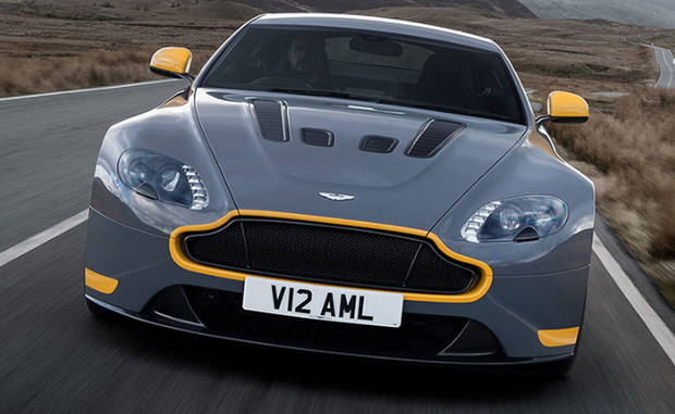 AMR V12 Vantage S Performance Pack