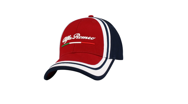 Alfa Romeo Racing Inspired Cap