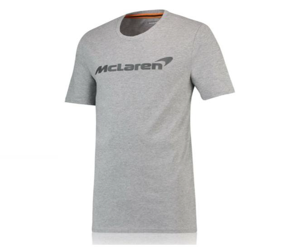 McLaren Essentials T-Shirt (Gray)