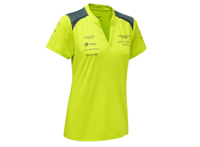 Aston Martin Racing Ladies Green Top