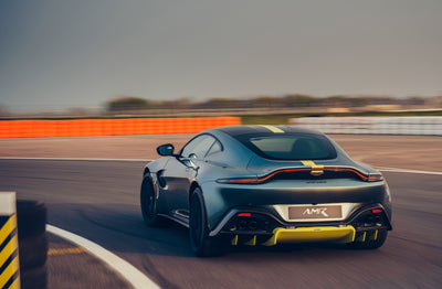 New Vantage Quad Exhausts