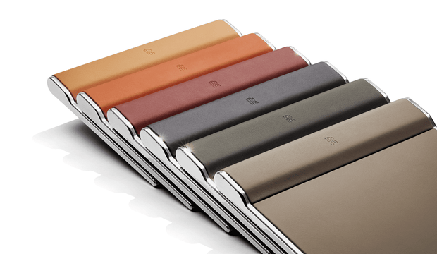 Rolls-Royce Leather Writing Pads