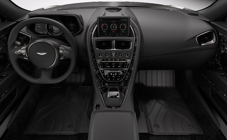 DB11 & DBS and DBS Superleggera All-Weather Floor Mats