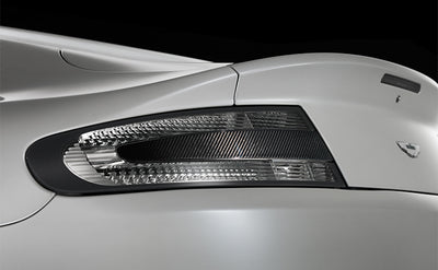 Aston Martin Carbon Fiber Rear Lamp Infills