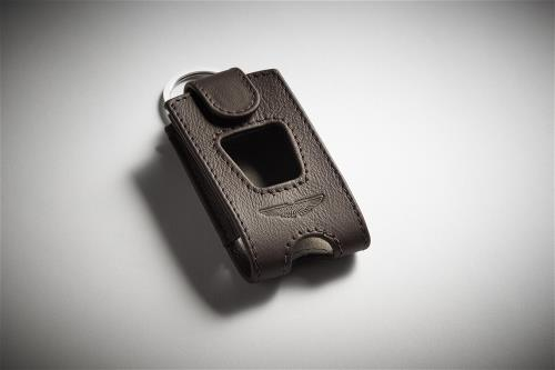 Leather ECU Key Pouch