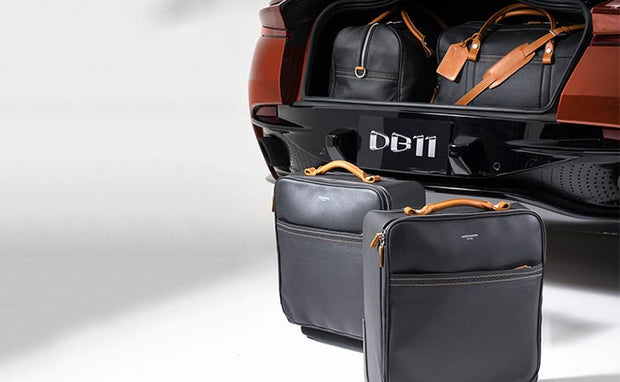 DB11 4 Piece Luggage Set