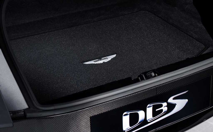 DB11 & DBS Superleggera Trunk Mat
