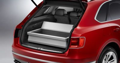 Bentley Bentayga Multifunction Rear Compartment Storage
