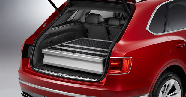 Bentayga Multifunction Rear Compartment Storage