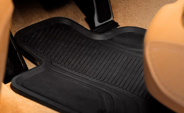 DBX All-Weather Floor Mats