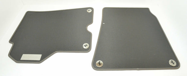 Ferrari California Carbon Fiber Floormats