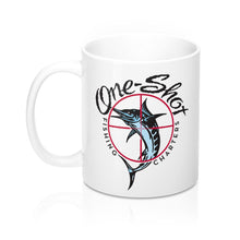 "Load image into Gallery viewer, ""One-Shot"" Coffee Mug 11oz"