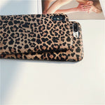 casealpha - Timeless classic leopard print pattern iPhone case - CaseAlpha - Phone Case / Silicone