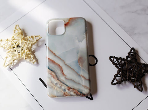 casealpha - Spectacular seacoast marble pattern iPhone case iPhone 11 case - CaseAlpha - Phone Case / Silicone