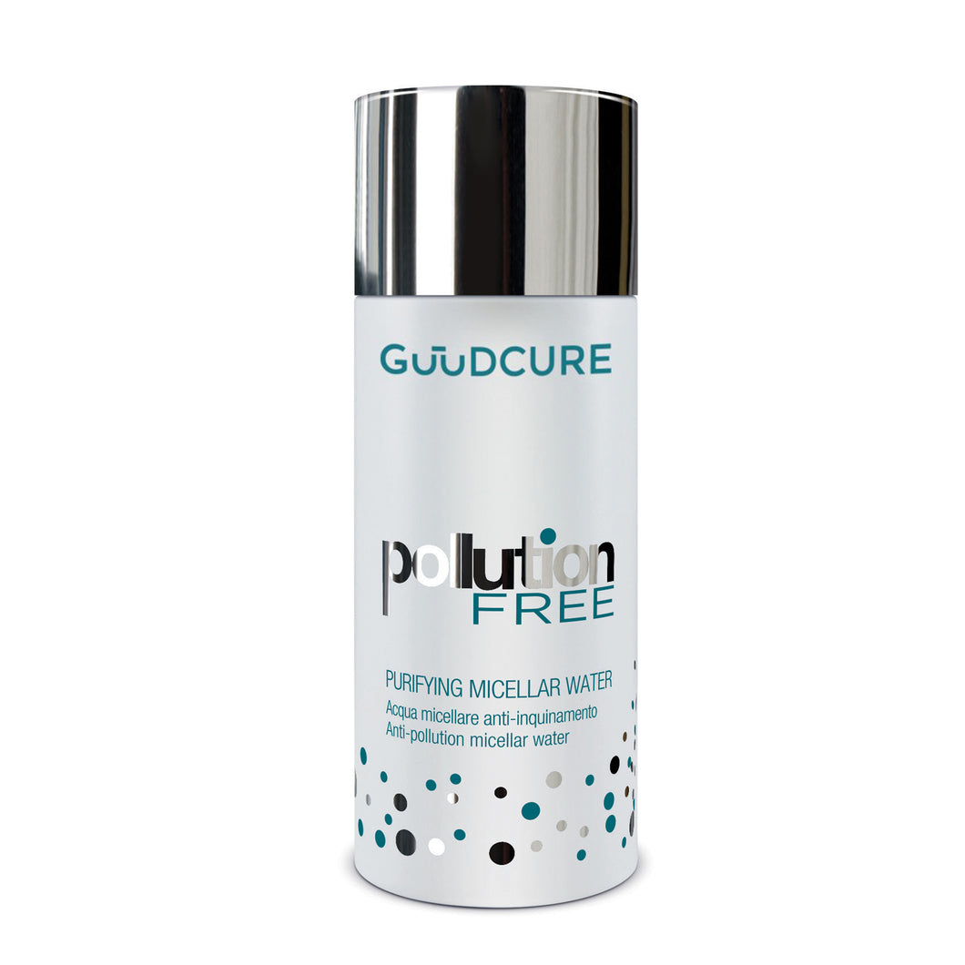 Spaggia Guudcure face cleaner, purifying micellar water, zeolite,pollution free