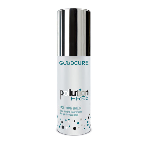Spaggia Guudcure facial spray zeolite pollution free