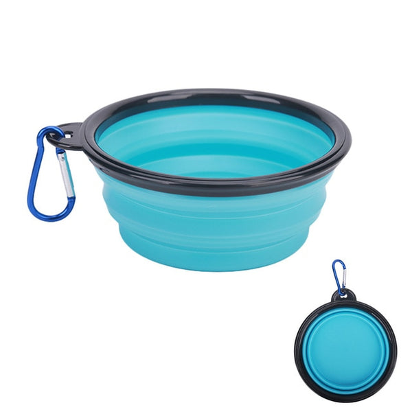 Portable Pet Bowl