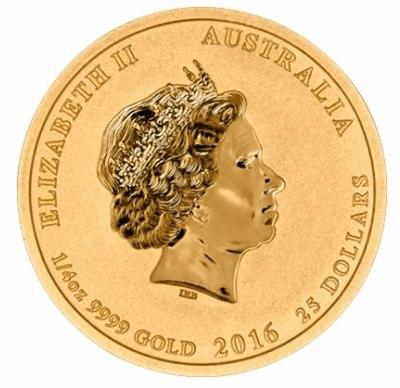 Gold Australian War in the Pacific 1/10 Coin