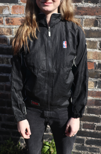Customizable Retro NBA Jacket